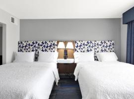 Hampton Inn & Suites Santa Ana/Orange County Airport, hotel near John Wayne Airport - SNA, Santa Ana