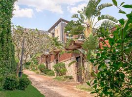 雅閣溫泉行館,礁溪鄉的度假住所