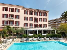 The Originals Boutique, Hôtel des Orangers, Cannes (Inter-Hotel), hotel in Cannes