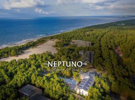 Neptuno Resort & Spa, spa hotel in Dźwirzyno