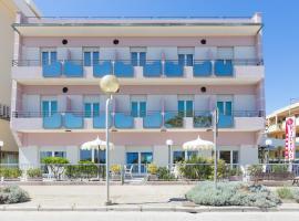 Hotel Ridens, hotel a Rimini, Viserbella