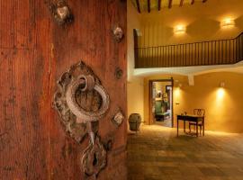 Cal Compte Priorat, hotel in Torroja