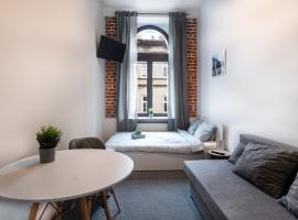 Dream Aparts - Rewolucji Premium – apartament z obsługą w Łodzi