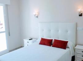 Hotel costa mar, hotel in Sanxenxo