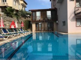 Mut Apart Hotel, hotel in Fethiye