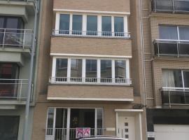 De Zandkorrel, apartment in Westende