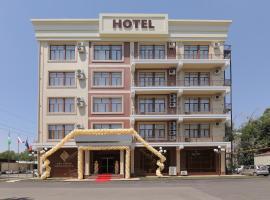 ARK BILLUR HOTEL, отель в Ташкенте