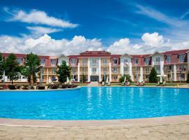Ak-Maral, hotel in Cholpon-Ata