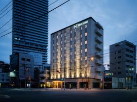 Nest Hotel Hiroshima Ekimae, отель в Хиросиме