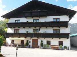 Pension Sonnenhof, hotel near Golfpark Mieminger Plateau, Mieming