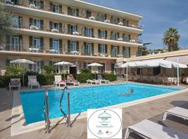 Hotel Paradiso, отель в городе Сан-Ремо