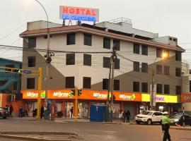 Hostal La Cascada, hotel near Monterrico Racecourse, Lima