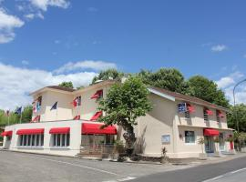 Hôtel du Lac d'Arjuzanx, hotel in Arjuzanx