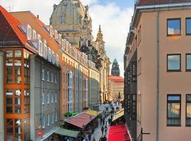 Aparthotels Münzgasse An der Frauenkirche, apartment in Dresden