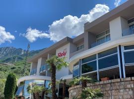Hotel Residence Rely, hotell i Brenzone sul Garda