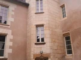 Studio Rue de la Poterne, hotel in Chinon