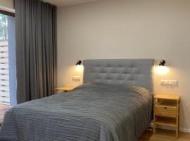 Valgeranna puhkekeskuse hotell, hôtel à Valgeranna