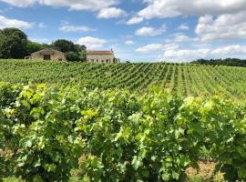 Verrieres & Vignes, bed & breakfast a Montussan