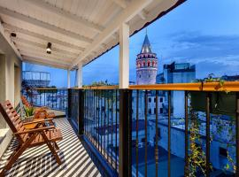 World House Boutique Hotel, hotel near Galata Tower, Istanbul