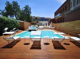 Sicilia Hotel Spa, hotell i Giarre