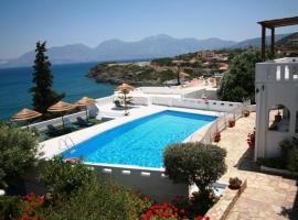 Residence Gerani, apartment in Agios Nikolaos