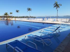 Apartamento Condomínio Golden Lake Arraial do Cabo - RJ, budget hotel in Arraial do Cabo