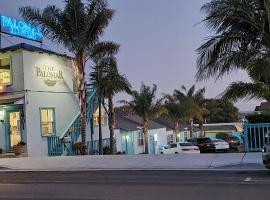 The Palomar Inn, motel in Pismo Beach