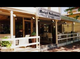 Hotel Solemare, hôtel à Cesenatico