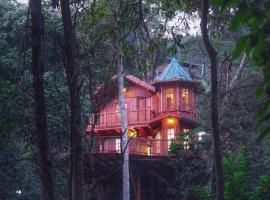 Forestvalley Tree House Coorg, hotel near Raja Seat, Madikeri