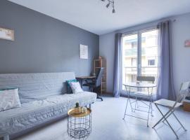 Le nid de la Timone, hotel in Marseille
