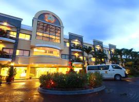 Hotel Fleuris, отель в Пуэрто-Принсеса