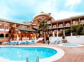 Hotel Boutique Calas de Alicante, отель в Аликанте