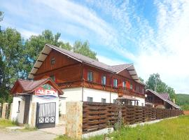 Alpine Chalet, hotel in Novoabzakovo