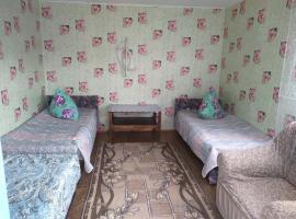 Байкальский уют, pet-friendly hotel in Ust'-Barguzin