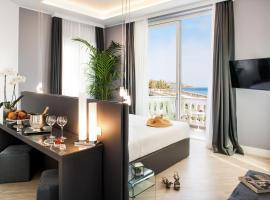 Sanremo Luxury Suites, hotel in Sanremo