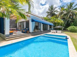 Wonderful Villa with Pool & Jacuzzi Near the Beach at Casa de Campo, hotel with jacuzzis in La Romana