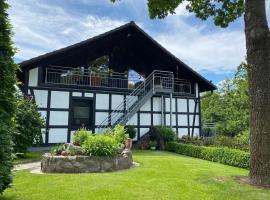 Ferienwohnung Zur Parmke, apartment in Schmallenberg
