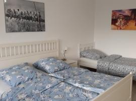 schöne ruhige 2 Zimmer-Wohnung messenah, Ferienwohnung in Hannover