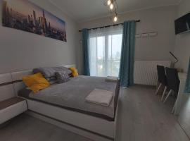 City view apartment – hotel w Warszawie