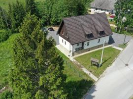Natura Plitvice Lakes, hotel poblíž významného místa Jezerce - Mukinje autobusnog stajališta, Plitvická jezera