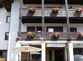 Hotel La Palù, hotel a Pinzolo
