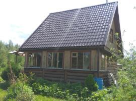 Загородный дом-баня, hotel in Teshilovo