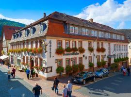 Hotel Brauerei Keller, Hotel in Miltenberg