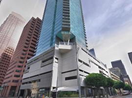 Downtown LA High Rise, serviced apartment in Los Angeles