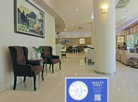Athinaiko Hotel, hotel near Heraklion International Airport - HER, Heraklio