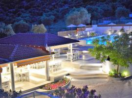 Studios Apartments Irini Patira, vacation rental in Potos