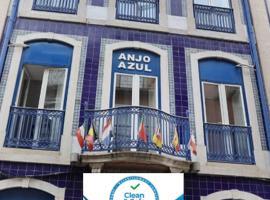 Anjo Azul, B&B in Lisbon