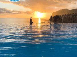 Apartment Formosa - Infinity pool, hotel cerca de Escuela Profesional de Hostelería y Turismo de Madeira, Funchal