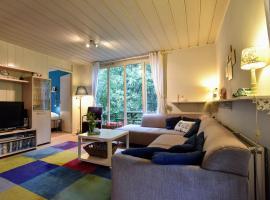 Child-friendly Holiday Home in Nunspeet, hotel in Nunspeet