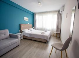 Raise Boutique Rooms in the Center of Athens, hotel in Athens